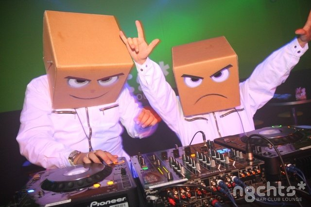 djs from mars without mask - photo #9
